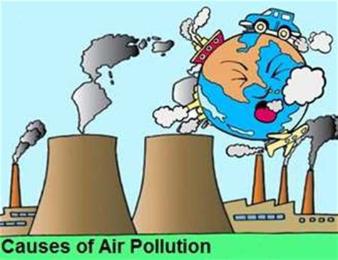Introduction to air pollution essay